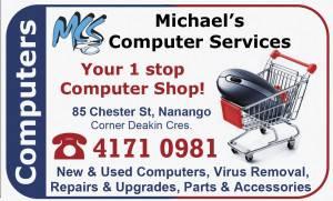 Michael's Computer Services