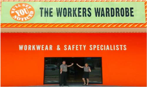The Workers Wardrobe