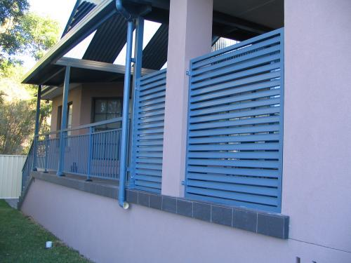 D & T Balustrade Systems