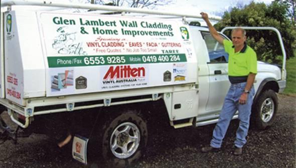 Glen Lamberts Wall Cladding & Home Improvements