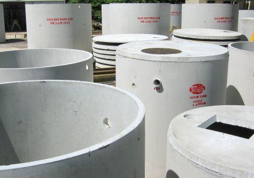 Allcast Precast Concrete Tanks