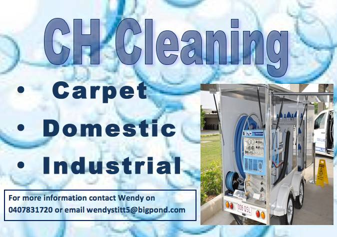 CH Cleaning