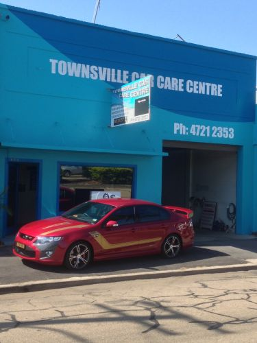Townsville Car Care Centre