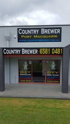 Country Brewer Port Macquarie