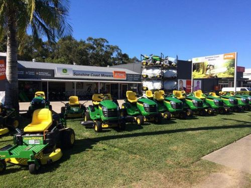 Sunshine Coast Mowers