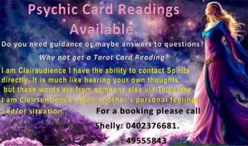 The Crystal Kingdom Psychic/Spiritual Readings