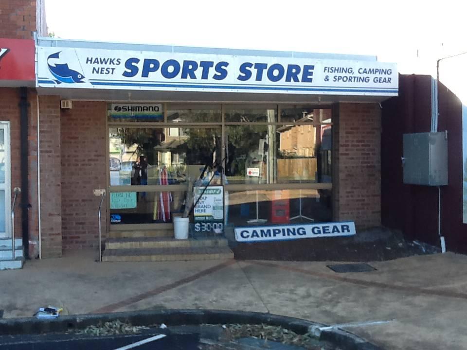 Hawks Nest Sports Store