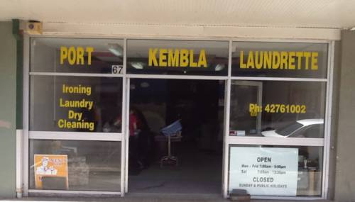 Port Kembla Laundrette