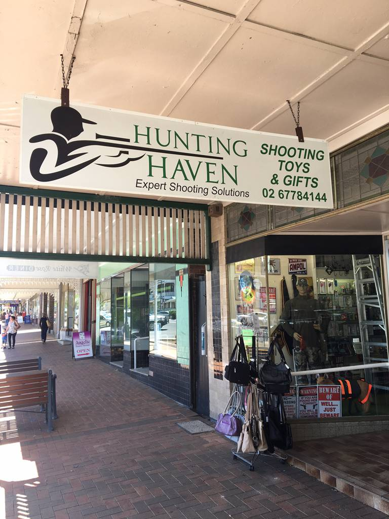 Hunting Haven