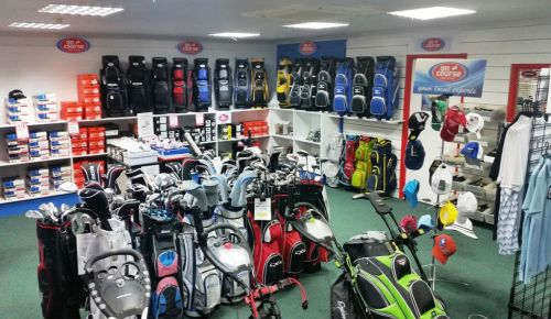Rowes Bay Golf Shop