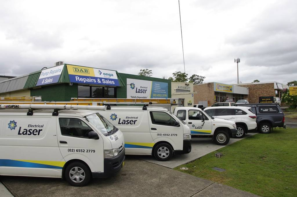 Laser Electrical Taree