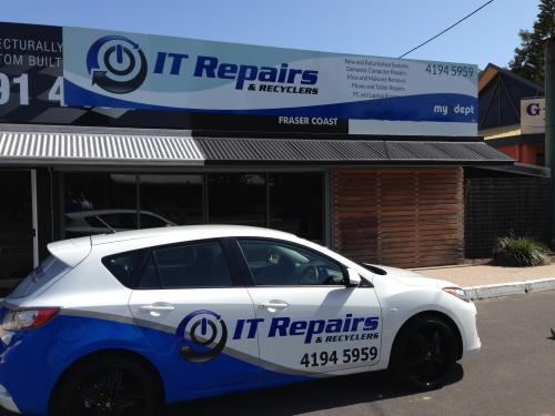 IT Repairs & Recyclers