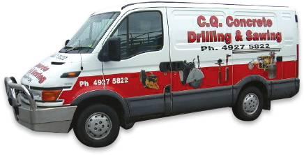 CQ Concrete Drilling & Sawing (Rockhampton)