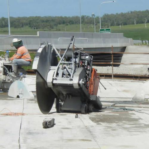 NQ Concrete Sawing and Drilling
