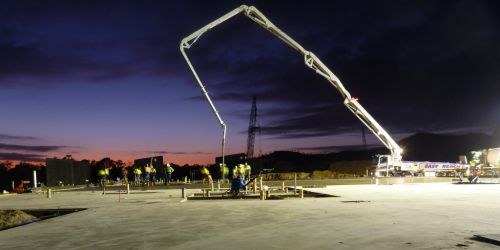 Easy Reach Concrete Pumping Pty Ltd