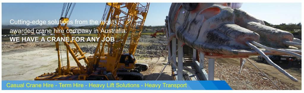 Universal Cranes (Nth Qld) Pty Ltd