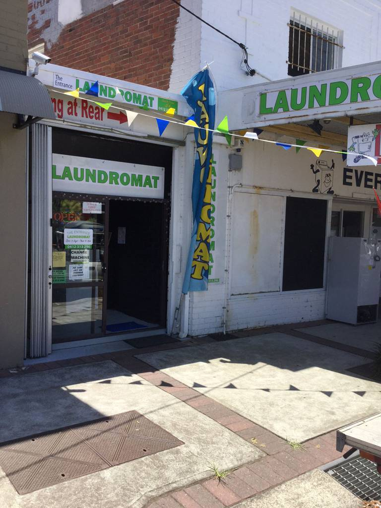 The Entrance Laundromat