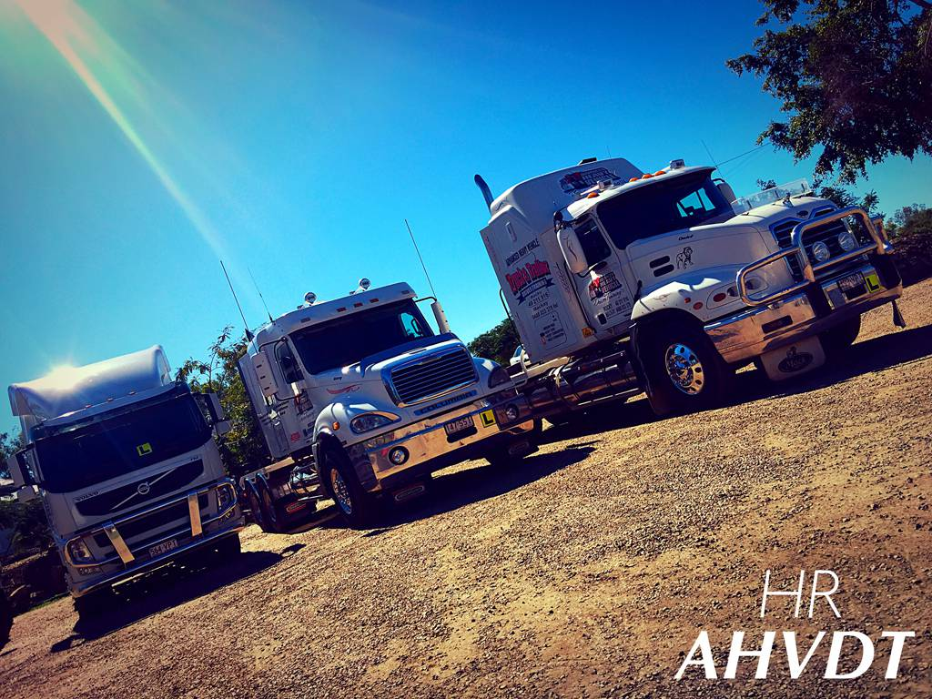 Advanced Heavy Vehicle Driver Training