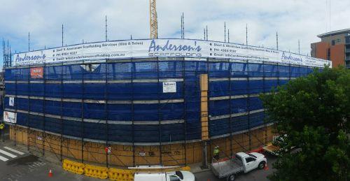 Anderson's Scaffolding
