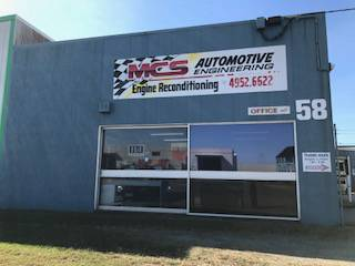 MCS Automotive Engineering