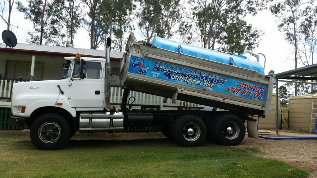 D & R Domestic Water And Tipper Hire