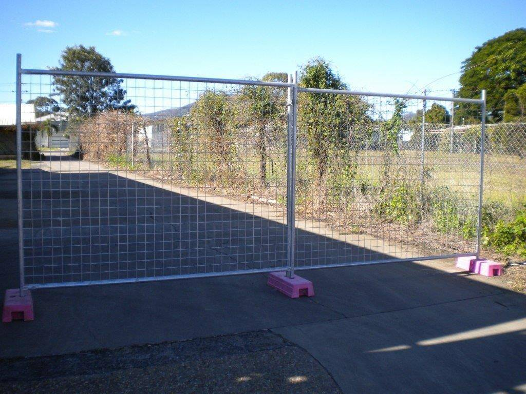 ET's Temporary Fencing