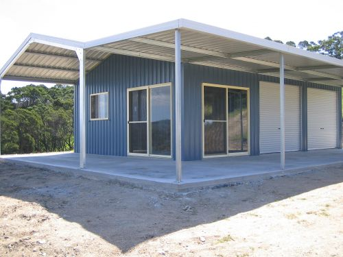 Gympie Sheds & Garages Ranbuild Resellers
