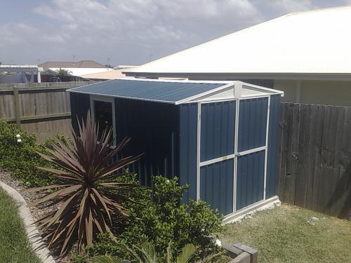 Aussie-Mate Garden Sheds