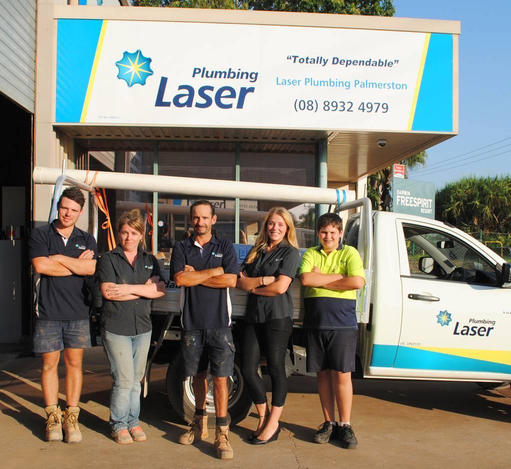 Laser Plumbing Palmerston