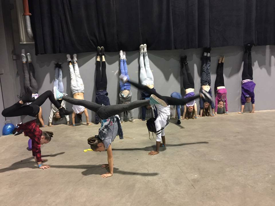 Central Coast Gymnastics Academy