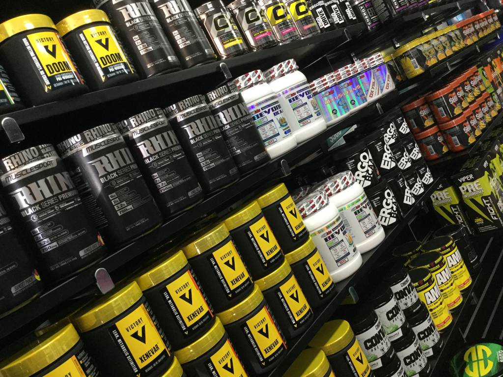 Iron Industries Supplements & Nutrition