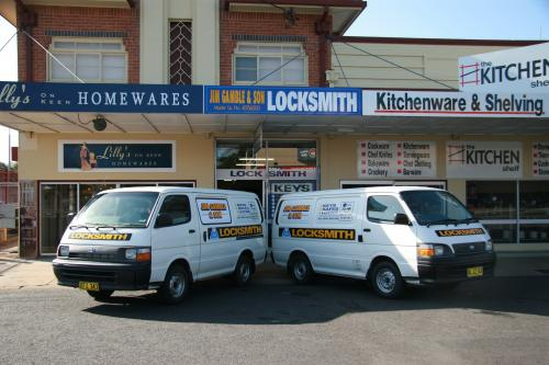 Jim Gamble & Son Locksmiths