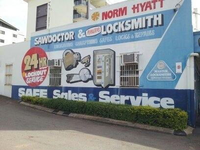 Norm Hyatt Locksmith