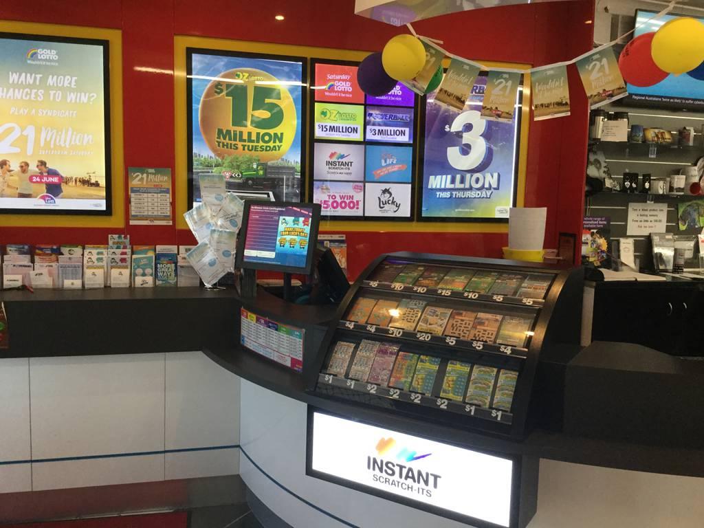 Mooney News & Lotto