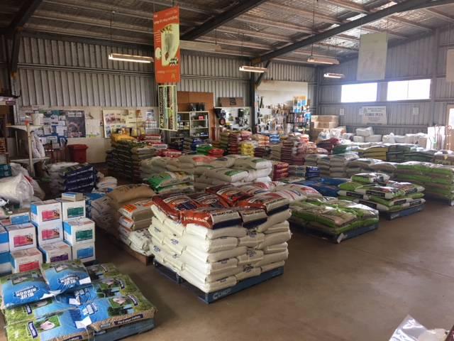 Barnyard Stockfeed, Pet and Garden Centre