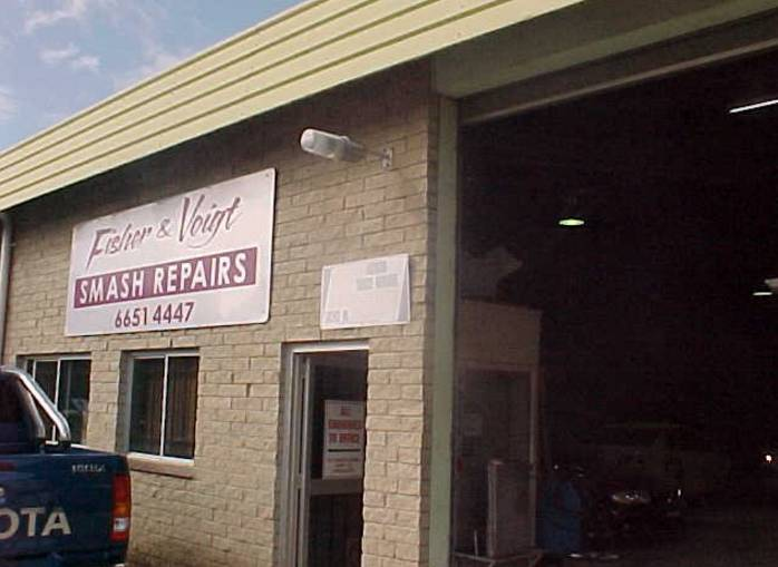 Fisher & Voigt Smash Repairs