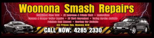 Woonona Smash Repairs