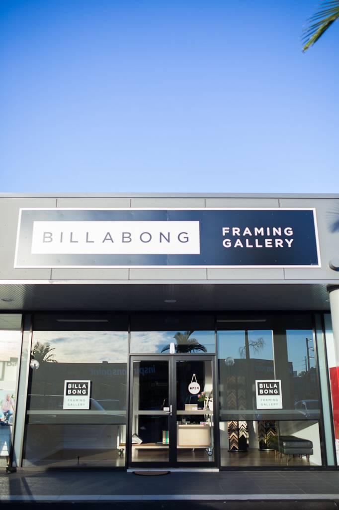 Billabong Framing Gallery