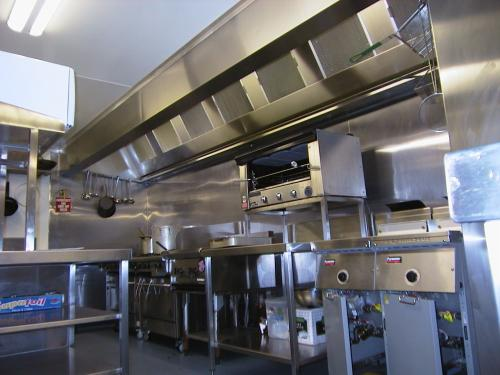 Customade Commercial Kitchens Pty Ltd