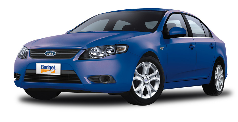Budget Car & Truck Rental Perth - Belmont (4WD's) Image