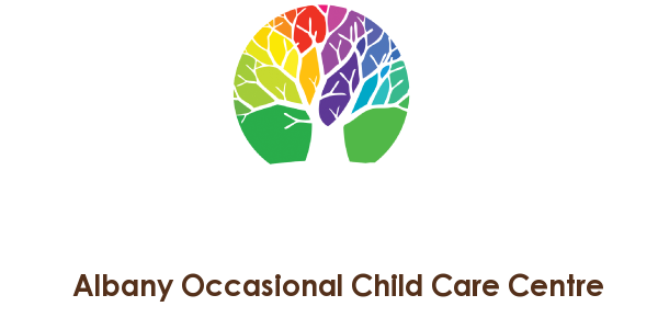 Albany Occasional Child Care Centre Logo and Images