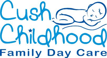Cushchildhood Family Day Care Logo and Images
