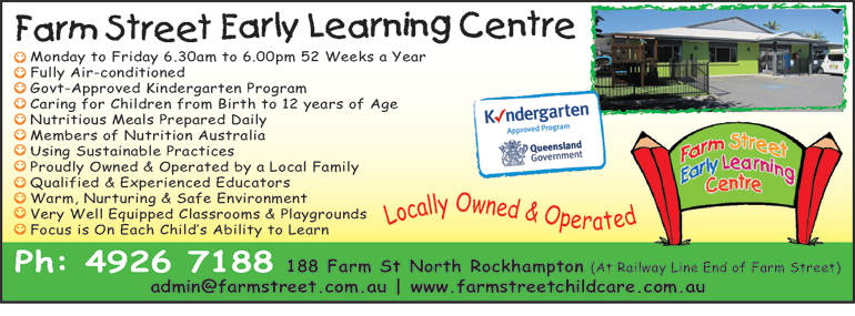 Farm Street Early Learning Centre