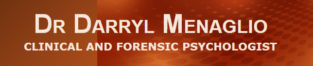 Dr Darryl Menaglio Clinical & Forensic Psychologist