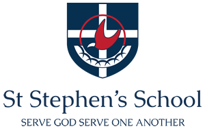 St Stephen's School Duncraig Logo and Images
