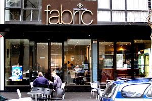 Fabric Logo and Images