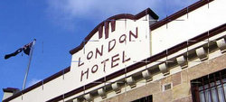 London Hotel and Restaurant