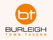 Burleigh Town Tavern Logo and Images