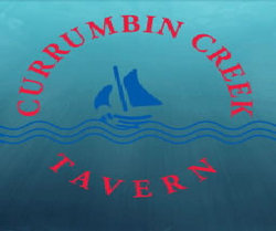 Currumbin Creek Tavern Logo and Images