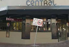 The Central Hotel Logo and Images